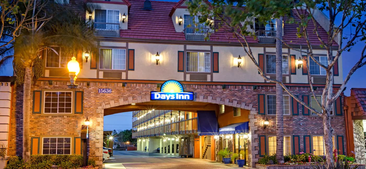 Days Inn Los Angeles LAX South Bay Hotel